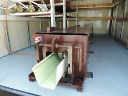 """6"""" - 7"""" Combo Gutter Machine - K-style - Great Condition - Shipping No Problem"""