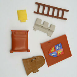 Mike The Knight Fisher-price Glendragon Castle Playset Replacement Part