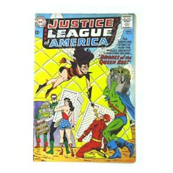 Justice League Of America 1960 Series 23 In Vg Condition. Dc Comics [b0]