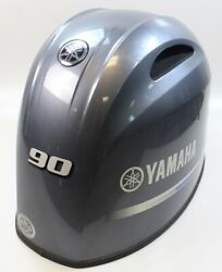 6fp-42610-00-00 Yamaha 2006 And Up Top Cowling Engine Cover Hood 90 Hp 4 Stroke