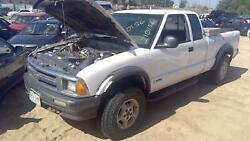 94-96 S10 Pickup Zr2 Front Carrier Assembly Center Axle Assembly Oem 3.73 Zr2