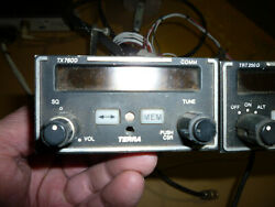Tx760d Comm / Trt250d / Transponder / At 3000 With Tray And Connectors Antenna