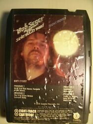 8 Track-bob Seger-night Moves-refurbished And Tested