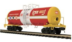 ✅mth Premier Csx First Responders Tank Car O Scale Police Fire Fighter Truck
