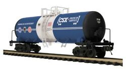✅mth Premier Csx Law Enforcement Tank Car O Scale Police Fire Fighter Truck