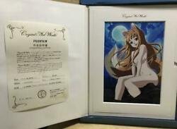 Limited To 100 Sheets Serial Number Reproduction Original Crystal Artworks