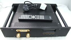 Chord Cpa2200 Pre Amplifier Black With Xlr / Rca Outputs And Remote Control Vgc