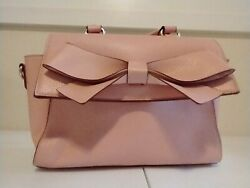 Pretty In Pink Women's Handbag From Charming Charlies, Only Used Twice