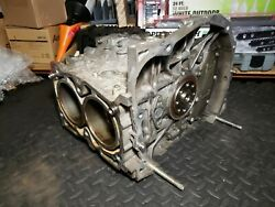Subaru Ej257 Shortblock Complete No Issues Includes Head Bolts And Gasket Kit