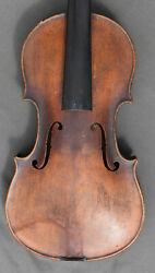 Antique Master French Violin 19th 4/4