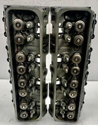 Gm Chevy Small Block Chevy 350 Rebuilt Cylinder Head Pair 14102193 1981-1986