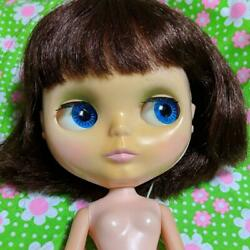 Kenner Brunette Blythe Vintage Doll No Clothes Hair Has Been Cut Girls Toy