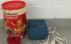 View-master Winnie The Pooh And Friends Theater Gift Pac Projector/viewer/reels
