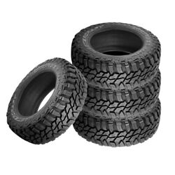 4 X New Mastercraft Courser Mxt Lt295/70r17 Extreme Off-road Tire