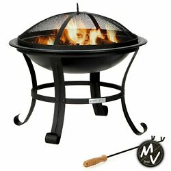 22andlsquoandrsquo Pozo Pozos De Fuego Steel Fire Pits Outdoor Wood Burning Bbq Grill