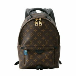 Louis Vuitton Backpack Pm M41560 Monogram Women And039s Day Pack Previously No.2450