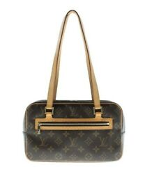Louis Vuitton Bag Women 's Previously Owned From Japan Fedex No.1975