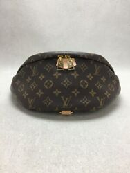 Louis Vuitton Bum Bag Previously Owned From Japan Fedex No.113