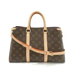 Louis Vuitton Monogram Suflo Mm M44816 Previously Owned Free Shipping No.1207