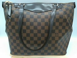 Louis Vuitton N41103 Westminster Gm Handbag Damier Previously Owned No.1116