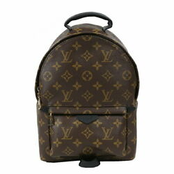 Louis Vuitton Palm Springs Backpack Pm M41560 Monogram Women And039s Day No.2580