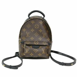 Louis Vuitton Palm Springs Backpack Mini M41562 Monogram Women And039s Day No.2577