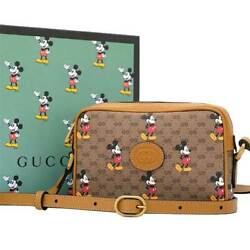The Real Thing Disney Collaboration Shoulder Back 602536 Mickey No.9571