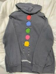 Chrome Hearts Hoodie Gray L Size Fashion Goods Vintage From Japanese K9486