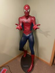 Spider-man Limited Edition Life Size Replica With Base Blockbuster