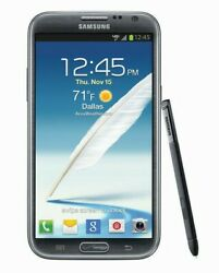 Great Samsung Galaxy Note 2 I605 Android 4g Lte 5.5 Touch Verizon Smartphone