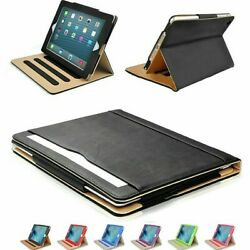Soft Leather iPad Case Magnetic Smart Cover Folio Stand for Apple 9.7 10.2 10.5 $16.95