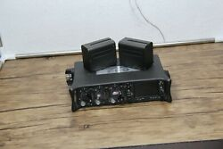 Sound Devices 633 6-input Compact Mixer With 10-track Recorder And Automixing