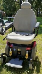 Jazzy 614 Hd Mobility Power Chair Heavy Duty Up To 450 Lbs.