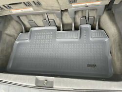 Cargo Mat For Toyota Sienna 2011-2020 Rear Rubber Trunk Cover Gray Molded 3d