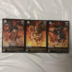 One Piece Figure Dxf Brother Hood Luffy Ace Sabo