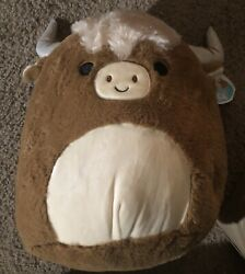 """Calton Squishmallow 12"""" - New With Tags Cracker Barrel Exclusive Squishmallows"""