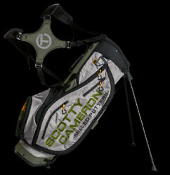 2020 Scotty Cameron Pathfinder Stand Bag Circle T Ct Gray Green Masters Augusta