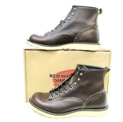 Red Wing 2914 Lineman Boots 9d 27.0
