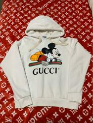 Disney Classic Logo Mickey Mouse Hoodie From Japan Fedex No.8917