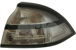 Saab 93 9-3 9440 08-12my Cv Convertible Right Outer Lamp Clear White 12770162