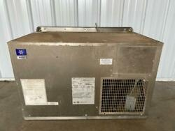 Multiplex Sc340-04 Remote Bakery Water Chiller W/ Wall Mount Dunkin Donuts
