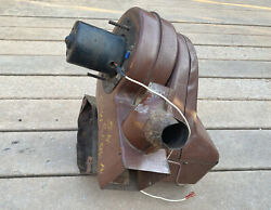 1953 1954 Chevrolet Bel Air Heater 150 210 For Parts/not Working - Chevy Belair
