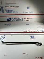 Snap On 6-point 5/16 X 3/8 Offset Brake Box Wrench B1467a New