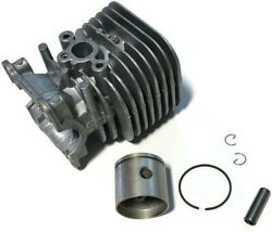 545008082 Husqvarna Trimmer Piston And Cylinder Kit For 128c, 128cd, 128ld And More
