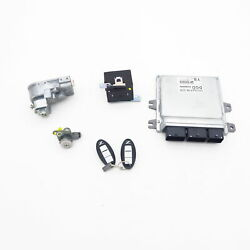 Engine Control Unit For Nissan 370 From From34 3.7 V6 Controller Engine Ecu
