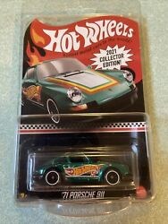 2021 Hot Wheels Target Mail Away Collector Edition And03971 Porsche 911