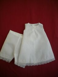 Reproduction Antique Doll Underwear to Fit a 11 inch 27.94 cm French Doll