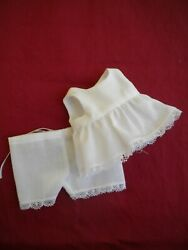 Reproduction Antique Doll Underwear to Fit a 5 inch 12.7 cm all bisque Doll.