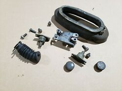 Johnson Evinrude 9.5 Hp Rubber Mounts And Exhaust Housing Seal W/ Tube