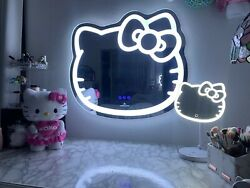 Impressions for Hello Kitty Wall LED mirror